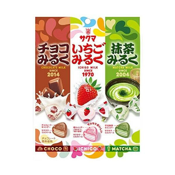 Sakuma綜合牛奶脆糖
