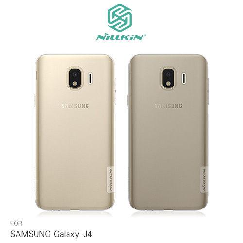 【東洋商行】SamsungGalaxyJ4NILLKIN本色系列TPU軟套果凍套透色套保護殼手機套清水套手機殼軟殼
