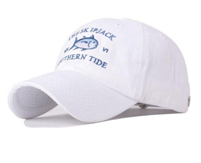 korea當地 鯊魚帽 小魚 刺繡 鴨舌帽 調整帽扣 老帽 復古 帽 老虎包 版帽 潮流帽 棒球帽 非nike