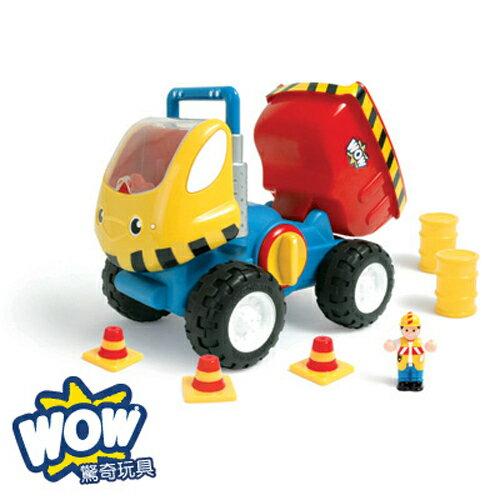NANABABY:【英國wowToy】巨輪大卡車杜德里#10190