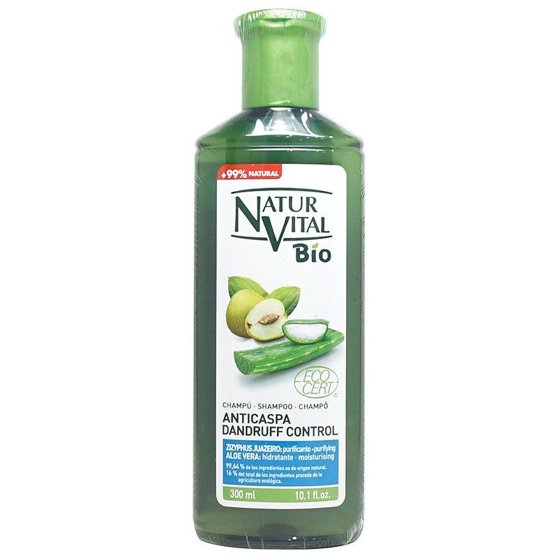 綠色生機健康館 NaturVital Bio~棗樹淨化舒緩洗髮精300ml/ 罐 ~特惠中~