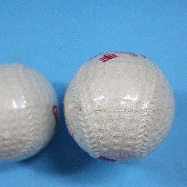 硬式棒球 國手硬式膠棒球 橡膠軟木芯棒球(硬式)/一個入{定70}