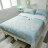 天絲床組  青色波斯王子  多種尺寸組合賣場 100%木漿纖維 0
