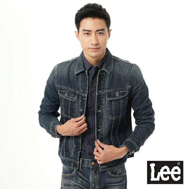 【精選上衣3折】Lee Vintage Laundry 牛仔外套【SS感恩加碼   單筆滿1000元結帳輸入序號『SSthanks100』現折100元】