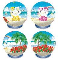 凱蒂貓週邊商品推薦到HP0360002 Hello Kitty夏日浪花球形拼圖3吋60片