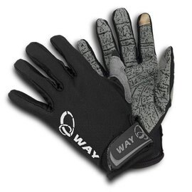 弘瀚--WAY A-016 運動休閒手套 保暖 防曬手套多用途合一 (多種顏色)