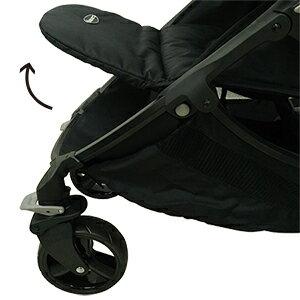 【酷貝比】城市嬰兒手推車 (灰色) 贈送價值NT$690雨罩 3