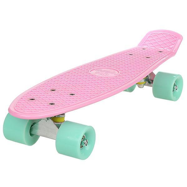 22 Cruiser 4 wheel Board Outdoor Mini Complete Deck Skateboard 4