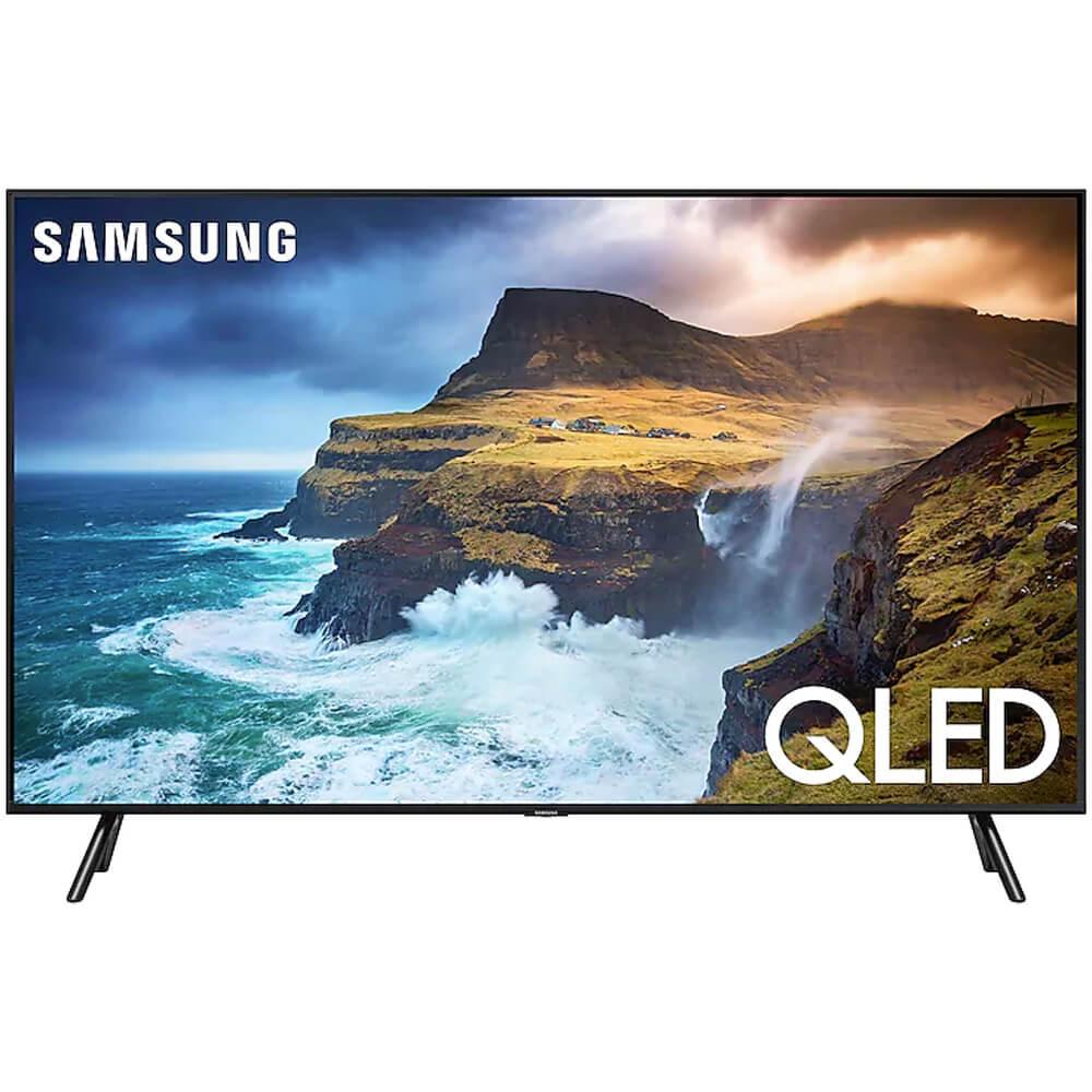 "Refurb Samsung 49"" 4K Smart QLED UHDTV"