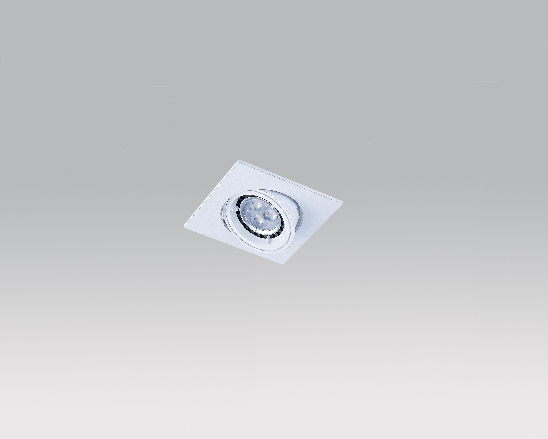 8.6cm 崁燈 DV-2346 搭配飛利浦LED MR-16燈泡 (崁入孔8.6CM)