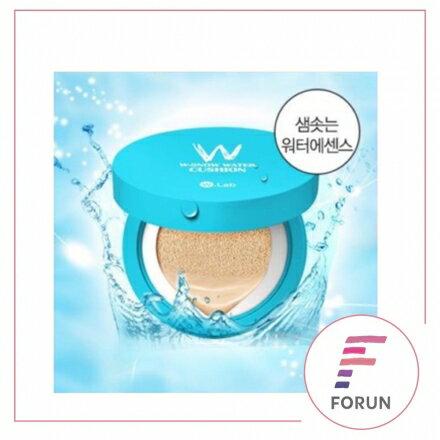 FORUN BEAUTY:韓國W.lab人魚爆水氣墊粉餅(13g)兩款可選藍盒氣墊粉底水凝霜
