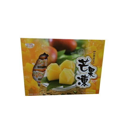 TW南投皇族鮮果凍芒果凍500g【愛買】