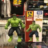 Marvel 玩具與電玩推薦到BEETLE TAKARA TOMY MARVEL 復仇者聯盟 HULK 綠巨人 浩克 超合金 公仔 玩具就在BEETLE PLUS推薦Marvel 玩具與電玩