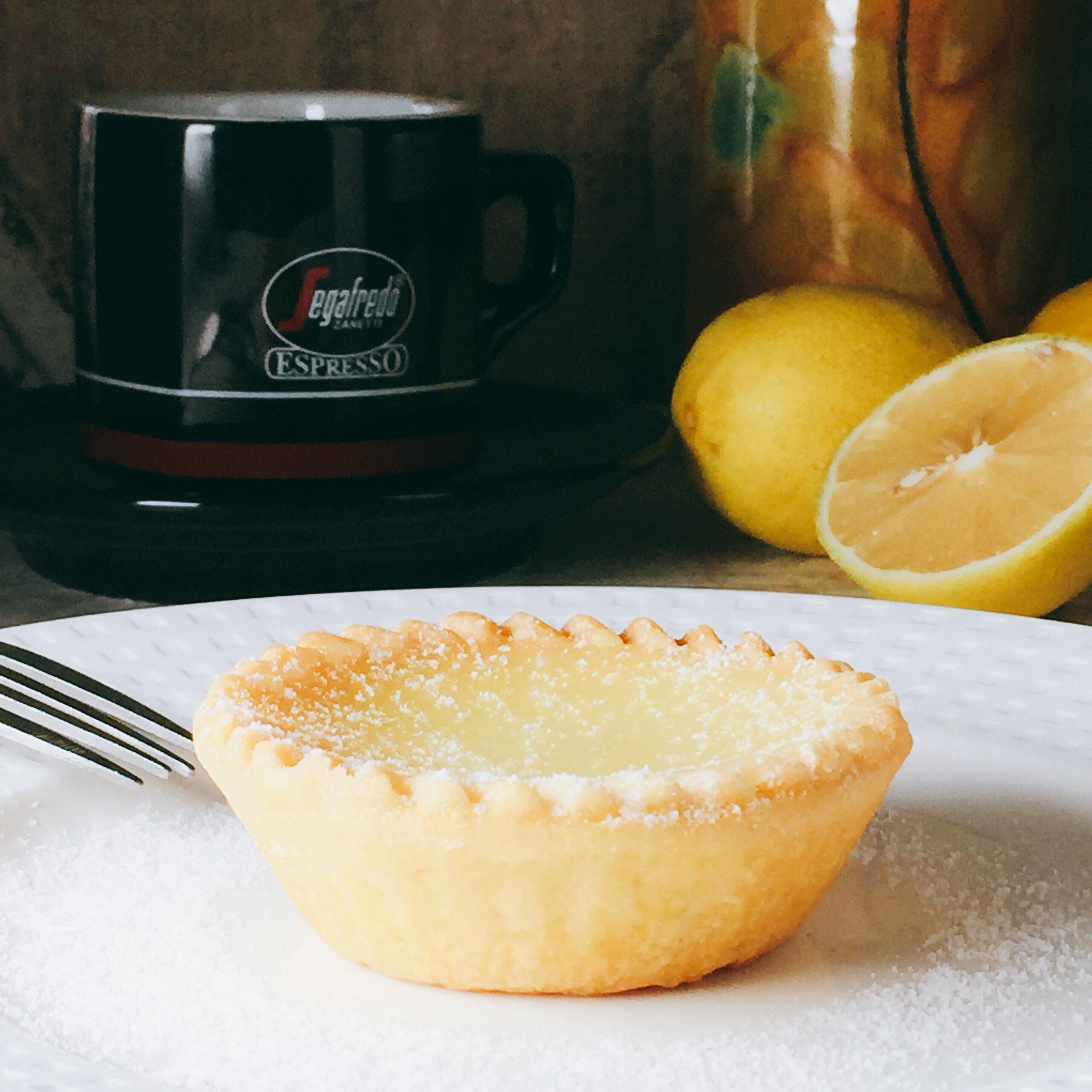 * 法式經典檸檬塔 6入/盒 黑貓宅急便/冷凍 -  欲罷不能的酸甜幸福滋味 團購 甜點 下午茶 禮盒 蛋糕