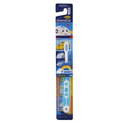 日本【EBISU】 新幹線 軟柄兒童牙刷 (6歲以上) - 限時優惠好康折扣