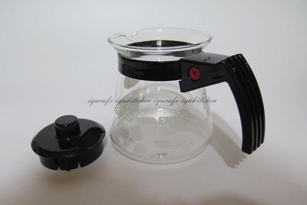 《愛鴨咖啡》Kalita 承接壺 耐熱咖啡壺 玻璃壺 花茶壺 300ml