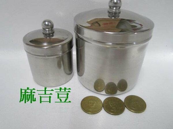 4吋不銹鋼ST棉花罐泡鑷罐可放優碘鑷子剪刀..雜項等附上蓋