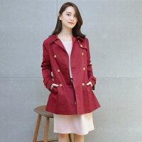 風衣外套推薦到【FANTINO】雙排釦風衣外套(紅)1865102就在FANTINO凡第諾推薦風衣外套