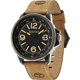 Timberland 天柏嵐 TBL 叢林戰鬥腕錶 黑面