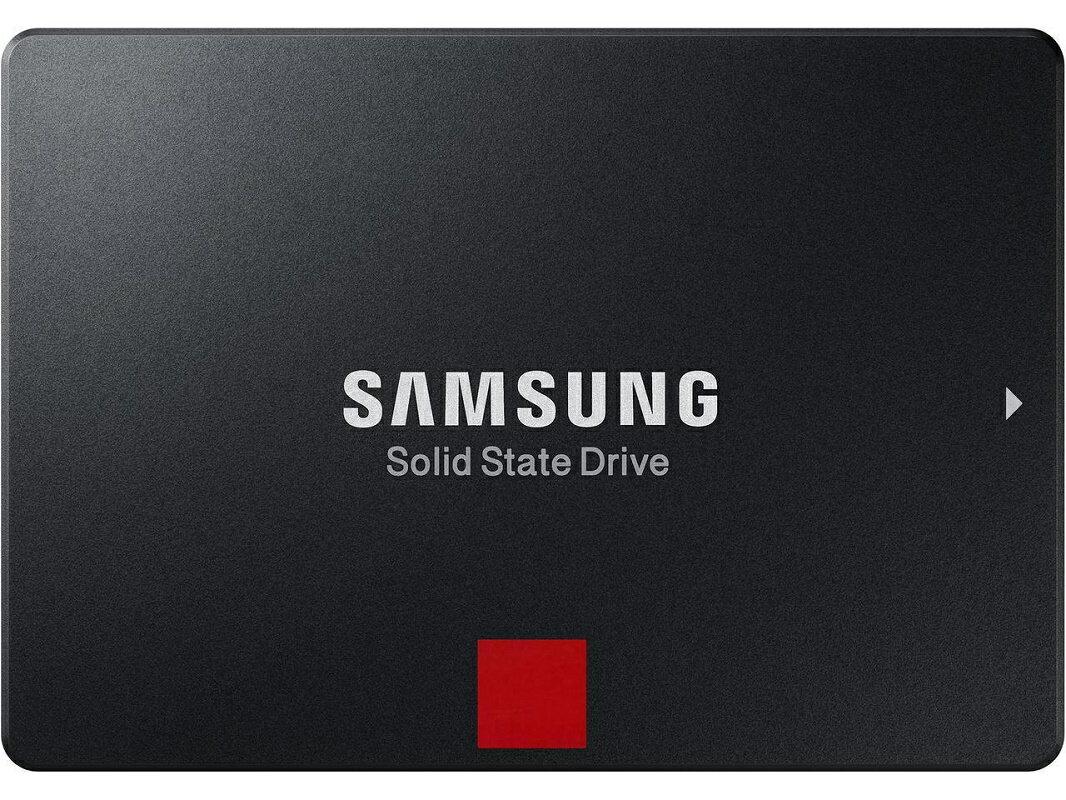 """Samsung SSD 860 Pro 1TB 2.5"""" SATA III 3D NAND 1.0TB Internal Solid State Drive MZ-76P1T0BW 3"""