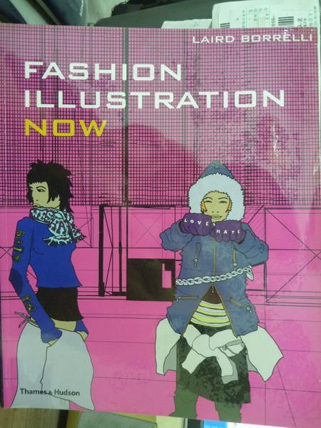 ~書寶 書T7/廣告_QAA~Fashion illustration now_Laird