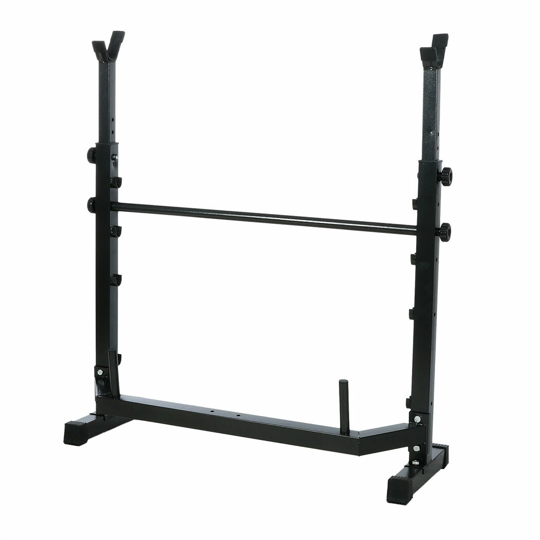 Mid-Width Bench Arms Height Adjustable Fitness Home Use 3