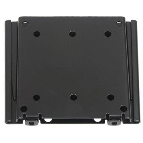 """VideoSecu Flat Low Profile Sliding TV Wall Mount Bracket for 15 17 19 20 22 23 24 26 27 28 29"""" Monitor LCD LED Flat Panel Screen HDTV - VESA 75/100mm & Loading up to 66lbs 1WY 2"""