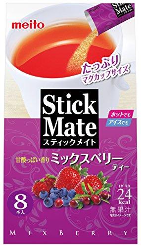Meito綜合莓果水果茶8入^(48g^)