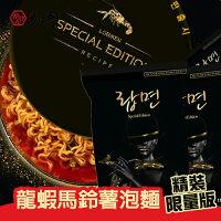 異國泡麵大賞推薦《加軒》韓國超人氣限量龍蝦馬鈴薯泡麵 龍蝦麵