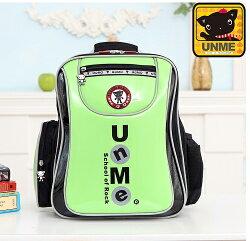 【UnMe】台灣製專櫃書包/減壓書包/中高年級適用(綠色3234)【威奇包仔通】