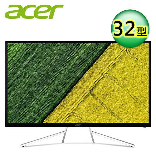 ACER ET322QK 4K UHD 32型 VA液晶寬螢幕【加贈全家咖啡兌換序號】【三井3C】