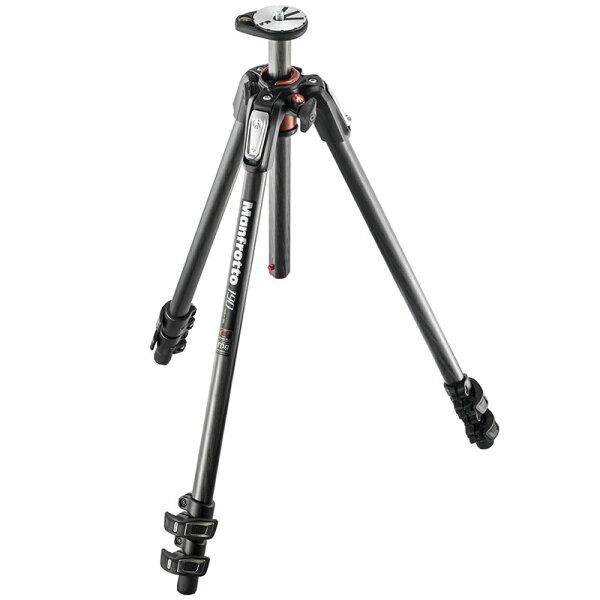 ◎相機專家◎ManfrottoMK190CXPRO3-3W碳纖三腳架套組送腳架袋正成公司貨