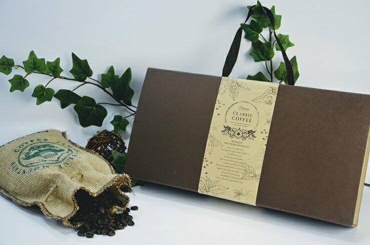 【17品味生活】濾掛式咖啡包禮盒20入