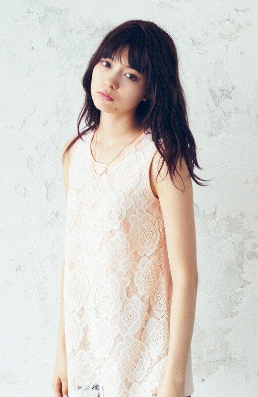 背心 蕾絲上衣 衣服日系 【81-13-8005959】ibella 艾貝拉