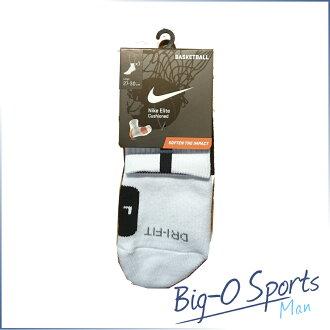 NIKE 耐吉 NIKE ELITE BASKETBALL HI-QUARTER 籃球運動襪 SX3718107