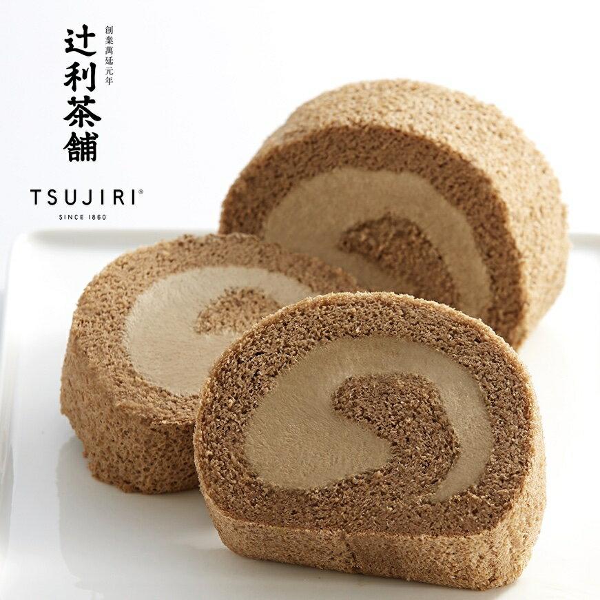 【辻利茶舗】宇治焙茶卷~網路人氣急上昇~嚴選高級食材手工製成的蛋糕捲 0