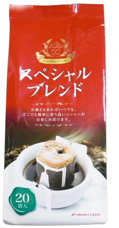 澤井咖啡-經濟包-特調20入