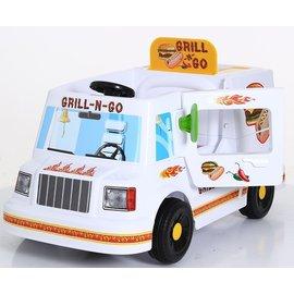 【淘氣寶寶】W408B燒烤胖卡電動車