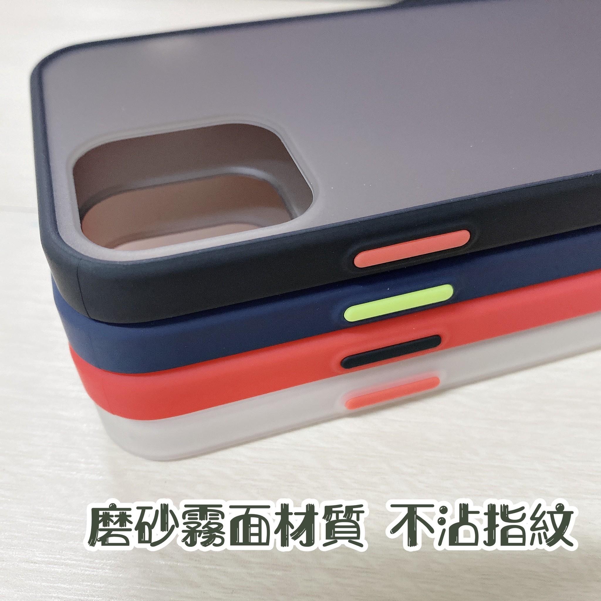 """""""扛壩子"""" Dapad iPhone 12 12 Pro 6.1吋 耐衝擊防摔殼 手機殼保護殼背蓋 霧面防指紋"""