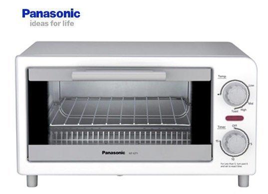 Panasonic 國際牌9公升 電烤箱 NT-GT1T