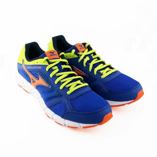 MIZUNO 美津濃 SYNCHRO SL 限量休閒款男慢跑鞋 亮藍 休閒鞋│運動鞋│健走鞋 J1GR162872 1