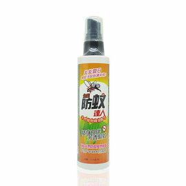 全日防蚊達人 天然植物精油防蚊液 100ml/瓶◆德瑞健康家◆