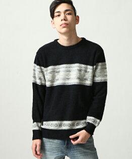 針織衫BLACK