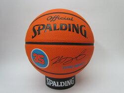 SPALDING專業籃球 NBA球員球系列 雷霆隊 杜蘭特Kevin Durant #35