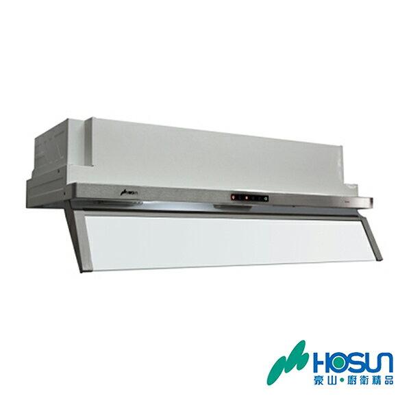 豪山隱藏式電熱除油煙機(90CM)VEA-9050