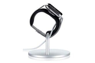 Just Mobile LoungeDock 可調式 Apple Watch 可搭配充電線 基座