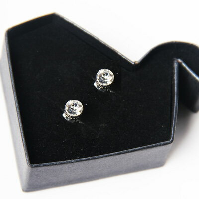 STAGE Diamond EARRING 耳環 金/銀 兩色 1