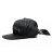 STAGE GOTHIC GANGSTER SNAPBACK CAP黑 單色 1