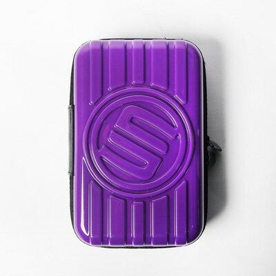 STAGE  MINI CASE   迷你行李箱  藍綠/紅/紫 三色 2