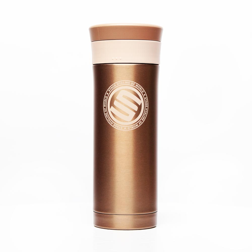 STAGE Thermos Bottle 保溫杯 紅/綠/藍/金 四色 0